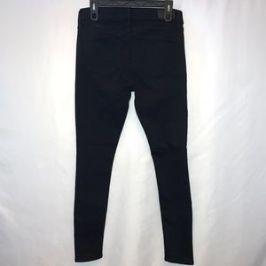 Express Jeans - Express Mid Rise Stretch Legging Jeans Size 8